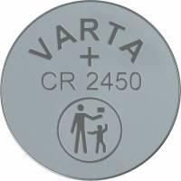Batteri Varta Electronics CR2450 3V 560 mAh 1stk/pak