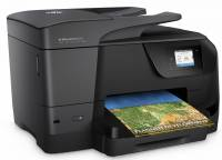 Blækprinter HP OfficeJet Pro 8710 e-AiO