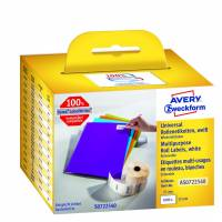 Universaletiket Avery perm. 57x32mm AS0722540