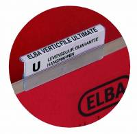 Indstik Elba Vertic 3+1 linje hvid 50stk/ark 10ark/pak