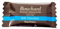 Chokolade Bouchard lys 5g flowpakket 1kg/pak