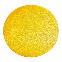 Gulvmarkering Rund Duraline Strong Ø100x0,7mm 10stk/pak gul