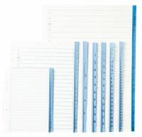 Register papir Niceday A4 A-Å 90g