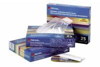 Plastiksæk t/makulering Rexel 40l 100stk