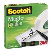 Tape Magic 810 12mmx33m