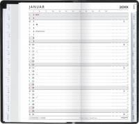 Indexplanner refill kalender + telefonreg. 9x17cm 21 0951 00