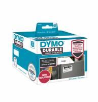 Label Dymo Durable etiket 57x32mm 800stk/rul