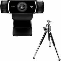 Webkamera Logitech C922 Pro stream Black