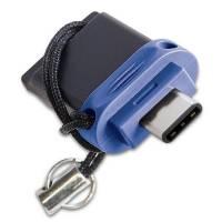 USB Verbatim Dual Drive 3.0 /USB-C 64GB Black