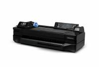 "Printer Storformat HP DSJ T120 DesignJet A3 og 24""rulle CQ891A"