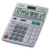 Lommeregner Casio DF-120ECO tax, 12 cifre, dual power