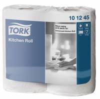 Køkkenrulle Tork Plus 2-lags 39,2m Ekstra lang 101245 14rul/ka