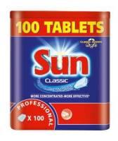 Opvasketabs Sun Prof Tabs 100stk