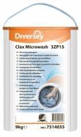 Vaskepulver Clax Microwash forte G 32B1 t/mikrofiber 9kg