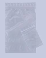Lynlåspose 60x80mm u/hul u/skrivefelt 1000stk/pak