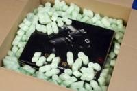 Flo-pak pakkefyld grøn antistatisk 500l/ps