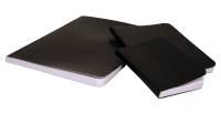 Notesbog voksdug linjeret A5 72 blade