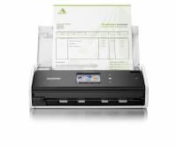 Scanner Brother ADS1600W m/Wi-Fi og duplexscan