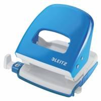 Hulapparat Leitz 5008 2-huls 30ark lysblå