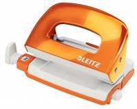 Hulapparat Leitz Mini WOW 2-huls 10ark orange