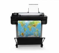 Printer storformat HP T520 A1 DesignJet 61cm 24inch