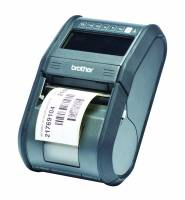 Mobil kvitterings- og label- printer Brother RJ-3150