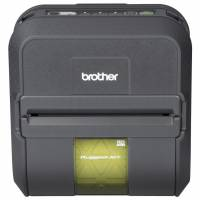 Mobil kvitterings- og label- printer Brother RJ-4040
