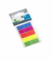 Indexfaner Info 5 farver 12,5x43mm 5x26stk/pak