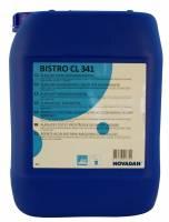 Maskinopvaskemiddel Bistro CL 341 - med klor 10l 41835