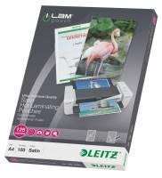 Lamineringslomme Leitz A4 mat 125 mic 100stk/pak