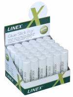 Limstift Linex 8g t/papir og foto m.v. (Syrefri)