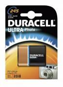 Batteri Duracell Ultra Photo 245 1stk/pak