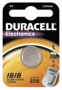 Batteri Duracell Electronics 1616 1stk/pak