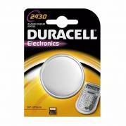 Batteri Duracell Electronics 2430 1stk/pak