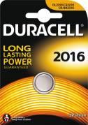 Batteri Duracell Electronics 2016 1stk/pak