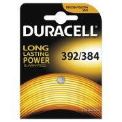 Batteri Duracell 392/384 1,5V Silver Oxide 1stk/pak