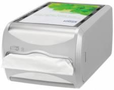 Dispenser Tork bordservietter grå/klar N4 IF serviet 272513