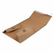 Bogpack t/brevordnere 50.01 320x290x35-80mm limlukning