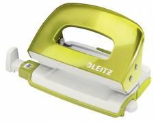 Hulapparat Leitz Mini WOW 2-huls 10ark grøn