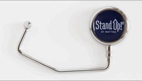 Ophængskrog StandUp Hook t/StandUp måtte
