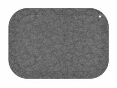 Aflastningsmåtte StandUp 770x530x16mm grå