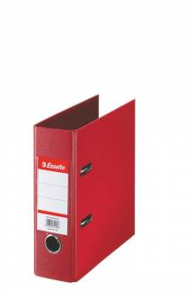 Brevordner Esselte rød No1 A5-bred 468630