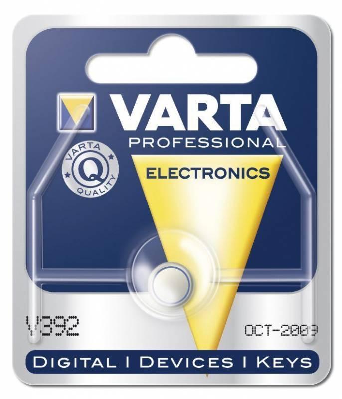 Billede af Batteri Varta ur V392 SR41 1,55V 35mAh 1stk/pak