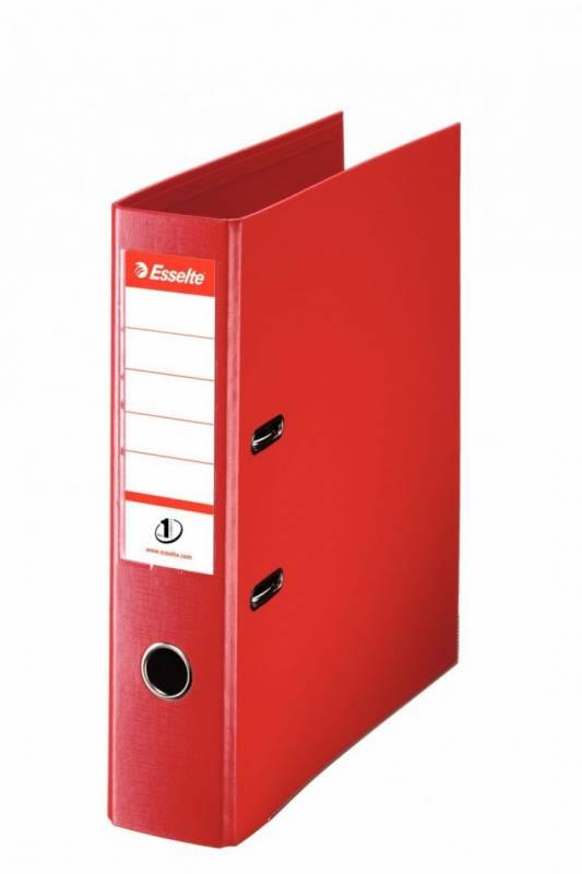 Billede af Brevordner Esselte No.1 Power rød A4 bred