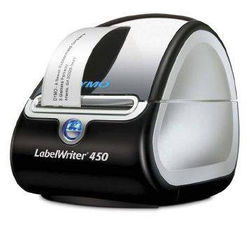 Billede af Etiketprinter DYMO LW 450 LabelWriter