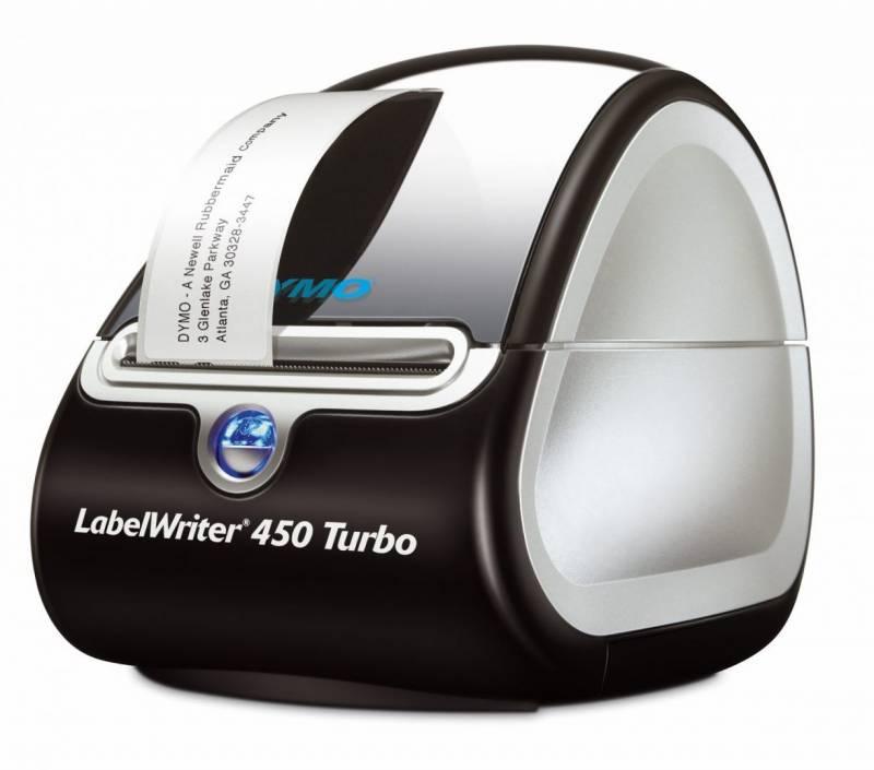 Billede af Etiketprinter DYMO LW 450 Turbo LabelWriter
