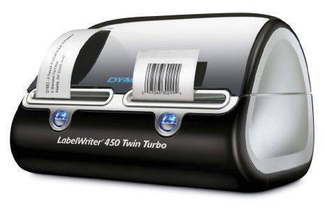 Billede af Etiketprinter DYMO LW 450 Twin Turbo LabelWriter