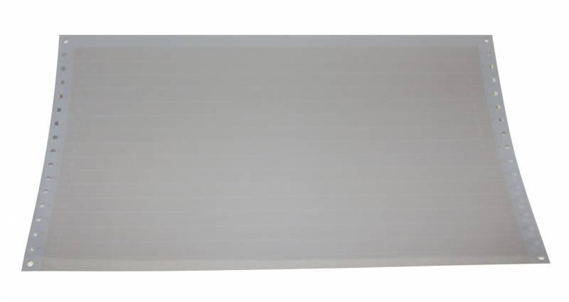 Edb-papir 1-banet m/tryk 8,5 x365mm 12001 2500stk/pak