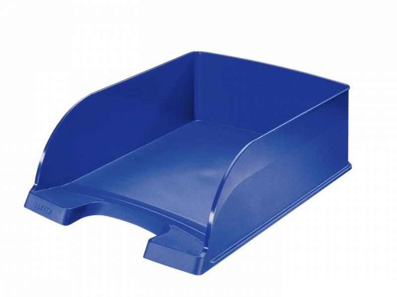 Image of   Brevbakke Leitz Plus Jumbo A4 95mm blå