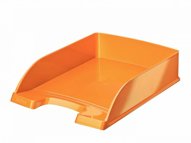 Image of   Brevbakker Leitz Plus Standard A4 højde 60mm WOW orange